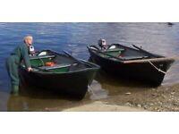 FISHING DINGHY BY HIGHLANDER BOATS - CLUB 15