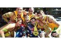 Aussie Day Bogan Bar Crawl