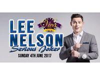 Lee Nelson: Serious Joker