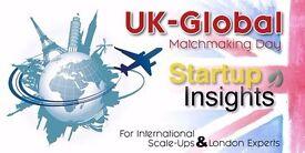 Startup Insights: UK-Global Matchmaking Day