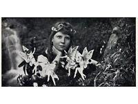 THE COTTINGLEY FAIRIES: 100 YEARS OF THE FAIRY PHOTOGRAPHS.