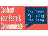 Public Speaking Confidence & Presentation Skills - 13th October
