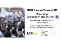 UBDC Summer Training 2017: Measuring Segregation and Scale in R