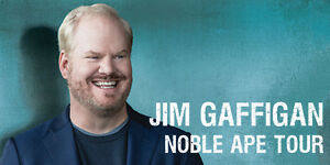 Jim Gaffigan Comedian - 4 Tickets for Sale -Discount!