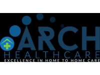 Arch Healthcare Live in and homecare services in Yorkshire