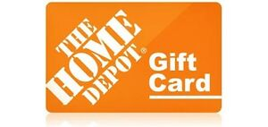 HOME DEPOT GIFT CARD WANTED Edmonton Edmonton Area image 1
