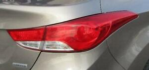 924023Y000 | 2011 2012 2013 Hyundai Elantra Brand New and Used Right Passenger Side OE | OEM Outer Tail Light | Tail Lam