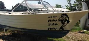 BOAT STICKERS!