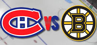 BOSTON BRUINS vs MONTREAL CANADIENS REDS, WHITES, VIP TIX NOV 7