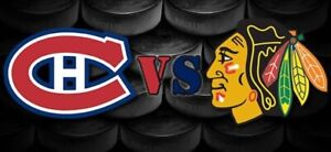 Canadiens vs Blackhawks 16 mars