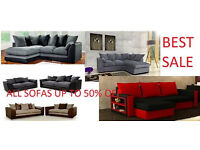 Corner sofa bed BRAND NEW BEST OFFERS IN UK
