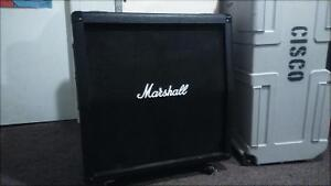 Marshall mg 412a cab with peavey valve king speakers for trade
