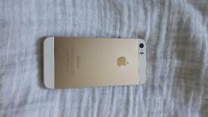 16gb gold iPhone 5s locked to bell Cambridge Kitchener Area image 4