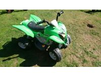 Quad bike Green