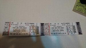 Five Finger Death Punch tickets Sept 9th