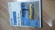 Torana lc lj ta 4 cylinder 1969 to 1975 repair manual North Richmond Hawkesbury Area Preview
