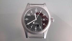 Hamilton Khaki Mechanical - Handwound watch Adelaide CBD Adelaide City Preview