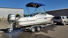 southwind sf20 fishing boat or swap muscle car Burton Salisbury Area Preview