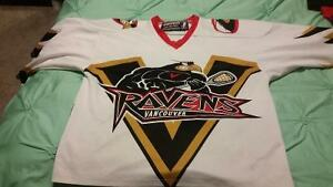 Retro Vancouver Ravens Projoy Lacrosse Jersey- NLL