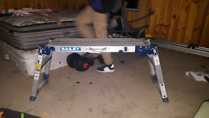 Bailey Work Bench and Ladder Bridgewater Brighton Area Preview