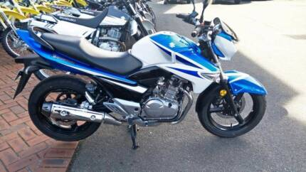 SUZUKI GW250 2014 LAMS APPROVED, REG, RWC AND GOVT COSTS INCL.