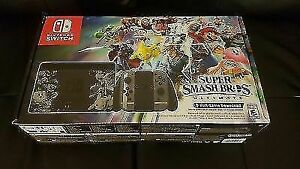 Nintendo Switch Super Smash Bros Ultimate Bundle Console NEW