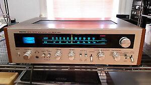 Vintage Stereo & Turntable