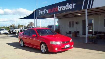 2005 Ford BA XR6 MKII  Falcon Sedan Kenwick Gosnells Area Preview