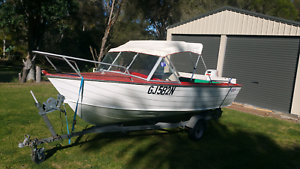 Westoncraft Aluminium Runabout - Suzuki 40HP Outboard Campbelltown Campbelltown Area Preview