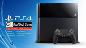 $$ CASH $$ For PS4, Xbox One, Wii U, Nintendo Switch Sunnybank Brisbane South West Preview