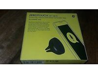 Logitech ZeroTouch Air Vent Car Mount with Voice Control