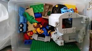 LEGO container full