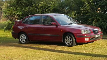 2003 Hyundai Elantra Hatchback, single owner since new Camden Area Preview