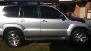 Toyota prado auto Hillvue Tamworth City Preview
