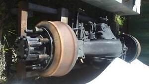 ISUZU drum to drum 12 speed high/low differential 84 Tip truck Fairfield Fairfield Area Preview