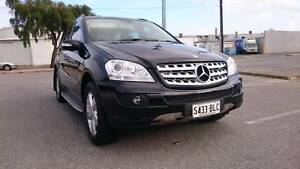 2006 Mercedes-Benz ML Wagon