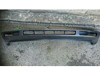 vw golf mk4 4motion front splitter