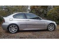 2003 53 BMW 3 SERIES 1.8 316TI SPORT 3d AUTO 114 BHP *PART EX WELCOME*24 HOUR INSURANCE*WARRANTY*