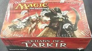 Kahn's of Tarkir Booster Box (factory sealed)