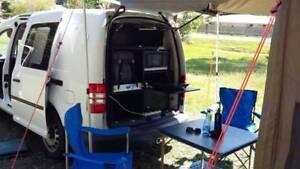 VW Caddy Maxi Campervan 2015 Little Mountain Caloundra Area Preview
