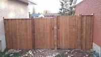 Wood Fencing Specialists