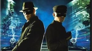 The Green Hornet DVD London Ontario image 2