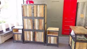Armoire 6 portes, Collection ÉCO-LOGIK