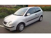 Volkswagen Polo 1.4 TDi, new MOT, very good condition