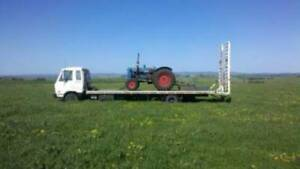 TRANSPORTING, TRACTORS, TRUCKS, COMBINES, SHED FRAMES, MACHINERY Gawler Gawler Area Preview