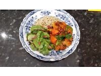 Healthy Cooking Classes/Workshops - Options for vegan & gluten-free meals