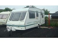1999 swift classic 5 berth caravan