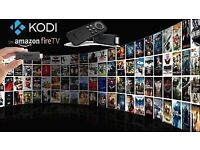 2nd GENERATION ALEXA FIRESTICK with KODI & OVER 25 APPS FOR MOVIES SPORTS TV SHOWS LIVE TV & MUSIC