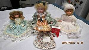 SELECTION OF DOLLS $5 EACH OR THE LOT $15 Lesmurdie Kalamunda Area Preview