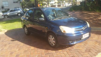 2004 Toyota Echo- Auto- low ks - Rego- Rwc- Reliable Ashmore Gold Coast City Preview